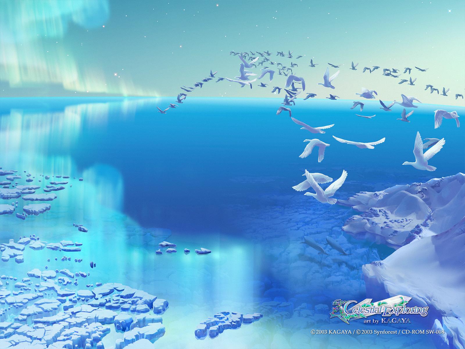 Kagaya Fantasy Art, Kagaya Celestial Exploring Paintings, Kagaya ...