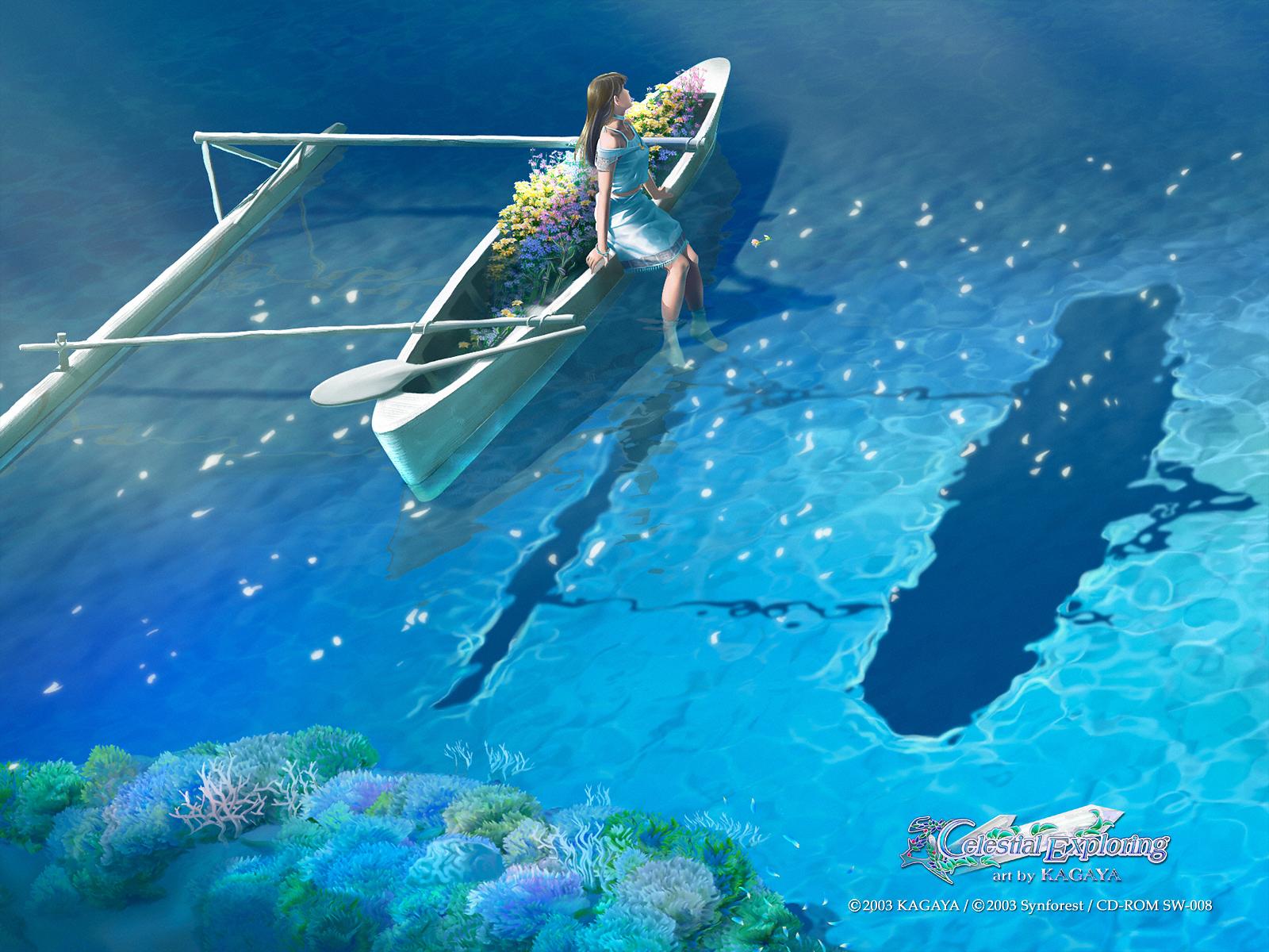 Celestial Exploring Girl | Fantasy | Pinterest